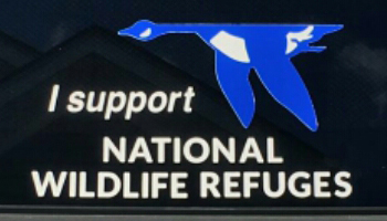 Support NWR Decal